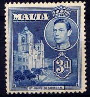 MALTE - 198** - CATHEDRALE St JEAN - Malta (...-1964)
