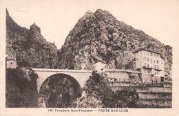 Ponte San-Luigi - Frontiera Italo-Francese - Imperia