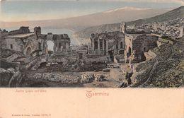 Taormina Teatro Greco Coll'Etna - Imperia