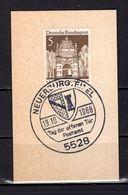 Kartenstueck, Stettin, SoSt Neuerburg 1968 (91429) - BRD