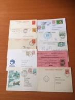 +++ Sammlung 10 Postkarten Finland +++ - Briefmarken