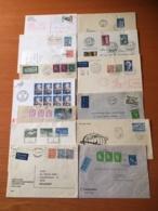 +++ Sammlung 15 Briefe Finland +++ - Briefmarken