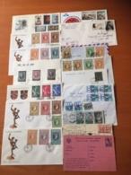 +++ Sammlung 14 Briefe Und Postkarten Greece +++ - Briefmarken