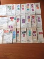 +++ Sammlung 20 Begleitadressen Schweiz +++ - Briefmarken