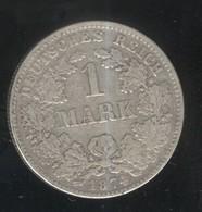1 Mark Allemagne / Germany 1874 F - TTB - 1 Mark