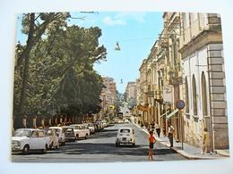 Martina Franca  Via Taranto - Auto Cars Voitures TARANTO  PUGLIA   VIAGGIATA  COME DA FOTO PERFETTA - Taranto