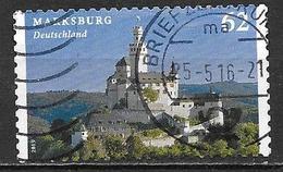 Allemagne 2015 N°2938 Oblitéré Chateau De Maresburg - Used Stamps
