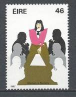 Irlande 1987 N°639 Neuf ** La Femme - 1949-... Republic Of Ireland