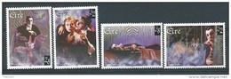 Irlande 1997 N°1028/1031 Neufs **  Dracula - 1949-... République D'Irlande