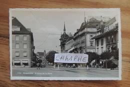 FRIBOURG - AVENUE DE LA GARE - HOTEL TERMINUS - FR Fribourg