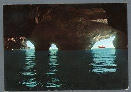 °°° Cartolina - S. Maria Di Leuca La Grotta Delle Tre Porte Viaggiata °°° - Lecce