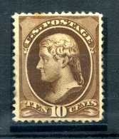 1881-82 STATI UNITI N.79 * Bruno 10 Cents - 1847-99 General Issues