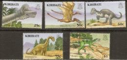 Kiribati  2006  SG 772-6  Dinosaurs   Unmounted Mint - Kiribati