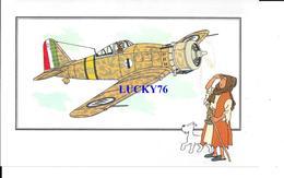 Voir Et Savoir Par Herge Aviation Fiat G-50 Freccia 1937 Italie Collection Des Tintins - Avions
