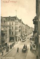 Polen : Thorn --- Breite Gasse ( Tram ) - Pologne