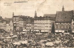 Polen : Breslau ---  Neumarkt - Pologne
