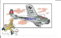 Voir Et Savoir Par Herge Dornier Do-215 1939 Allemagne Collection Des Tintins - Avions