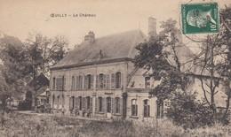 OEUILLY (Marne): Le Château - France