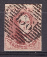 N°  8 Second Choix     : 156 CHENEE    Prix Fixe / Achat Immediat - 1858-1862 Medallions (9/12)