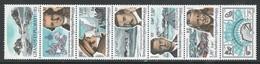 T.A.A.F. Yv 273-77  Jaar 2000, Postfris Zonder Plakker (MNH) Samenhangend, Reeks; - Terres Australes Et Antarctiques Françaises (TAAF)