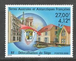 T.A.A.F. Yv 286  Jaar 2000, Postfris Zonder Plakker (MNH) - Terres Australes Et Antarctiques Françaises (TAAF)