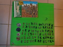 Figurines Revell 1/72 Infanterie Allemande  Ref 2504 - Figurines