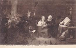 AK Téniers Le Vieux - Scène De Sabbat - Musée De Lille - Ca. 1920  (47556) - Pintura & Cuadros