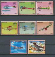 Paraguay - 153 - Serie Avion (plane Planes Avions) ** Mnh - Paraguay