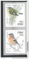 Irlande 2002 N°1436/1437 Neufs ** Oiseaux Adhésifs - Unused Stamps