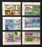 Cook Islands 2014; Nature, Sport, Animals & Fauna; MNH, Neuf**, Postfrisch; CV 80 Euro!! - Cook