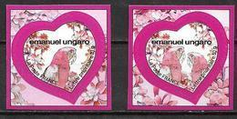 France 2009 Adhésifs N°265/266 Neufs St Valentin Ungaro Cote 11 Euros - Adhesive Stamps