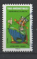 2019  YT / 1733 Obl Ronde  Abraracourcix - Frankreich