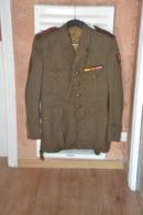 Veste De Parade Regiment Rhin Et Danube - Uniformen