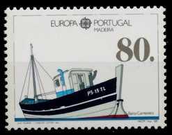 MADEIRA Nr 118a Postfrisch S00E17E - Madeira