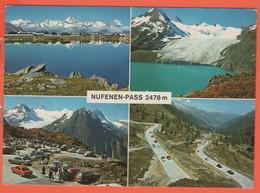 SVIZZERA - SUISSE - HELVETIA - GR Grisons - Nufenen - Nufenen-Pass - Not Sent - GR Grisons