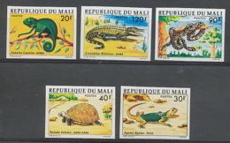 Mali 103 Non Dentelé (imperforate) ** Mnh N° 252 / 53 Faune (Animals & Fauna) REPTILES - Turtles