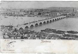 ! - France - Bordeaux - Le Pont  - 2 Scans - Bordeaux