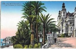 ! - Monaco - Monte-Carlo - Les Terrasses Du Casino - 2 Scans - Les Terrasses