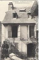 ! - France - Lourdes - La Maison Paternelle De Bernadette Soubirous - 2 Scans - Lourdes