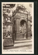 AK Kennington, Franco-British Exhibition, The Stone And Mineral Products Of The Australian Colonies - Ausstellungen