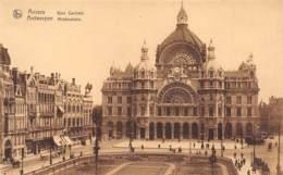 ANTWERPEN - Middenstatie - ANVERS - Gare Centrale - Antwerpen