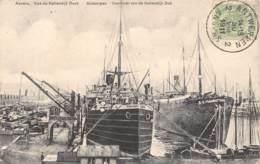 ANTWERPEN - Overzicht Van De Kattendijk Dok - ANVERS - Vue Du Kattendijk Dock - Antwerpen