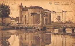BRUGGE - Ste Kruispoort - BRUGES - Porte Sainte-Croix - Brugge