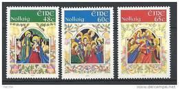 Irlande 2005 N°1679/1681 Neufs **  Noël - Unused Stamps