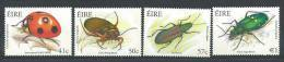 Irlande 2003 N°1499/1502 Neufs ** Insectes - Unused Stamps