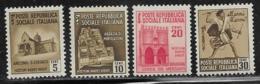 Italy Social Republic Scott # 22-4, 26 MNH Various Subjects, 1944 - 4. 1944-45 Social Republic