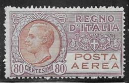 Italy Scott # C5 Mint Hinged Airmail, 1928 - 1900-44 Vittorio Emanuele III