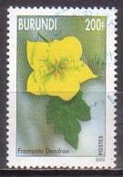 Burundi  1862 , O  (U 2008) - Burundi