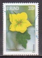 Burundi  1862 , O  (U 2009) - Burundi