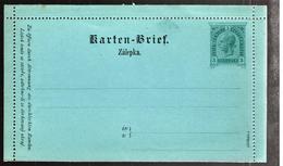 28745 - ZALEPKA - Entiers Postaux